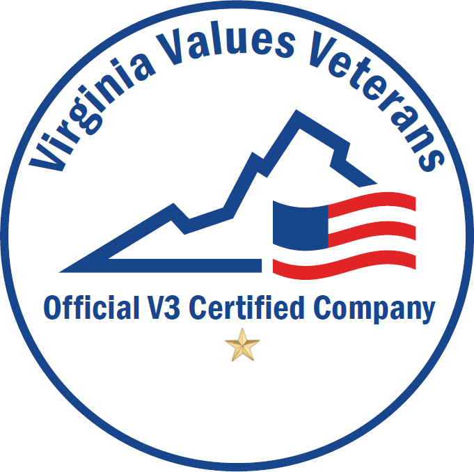 Virginia Values Veterans: Official V3 Certified Company